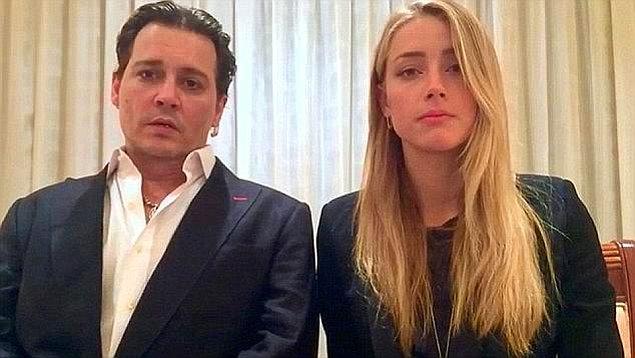 31 yaşındaki oyuncu Amber Heard ise Avustralya'ya Johnny Depp ile birlikte yaşadığı köpek skandalından sonra ilk kez geliyor.