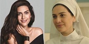 Azize Hemşire Rolü İle Gözünden Yaş Eksik Olmayan Duru Bir Güzellik Abidesi: Bergüzar Korel