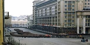 Amerikalı Casusun Kamerasından 1953-54 Yıllarında Moskova