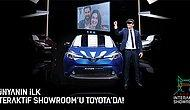 Toyota En Geniş Hibrit Ürün Gamı ile Autoshow'a Çıkarma Yaptı!