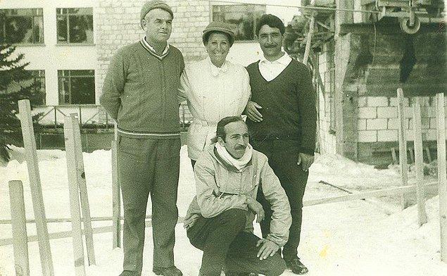 3. Aynı zamanda Bursalı olan Cumhuriyetin Divası rahmetli Müzeyyen Senar da zamanında Uludağ keyfini yaşamış kıymetli ses sanatçılarımızdan.