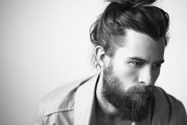 7. Sakallı bir erkeği, sakalsız bir erkeğe oranla daha güvenilir bulma ihtimaliniz yüksek.