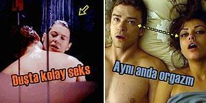 Seks Bu Değil! Filmlerin Ütopik Sevişme Sahnelerinden 26 Sinir Bozucu Klişe