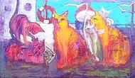 Hayata Kedilerin Gözüyle Bakan Ressam Elşen Karacanı Tanımanız İçin Nedenler
