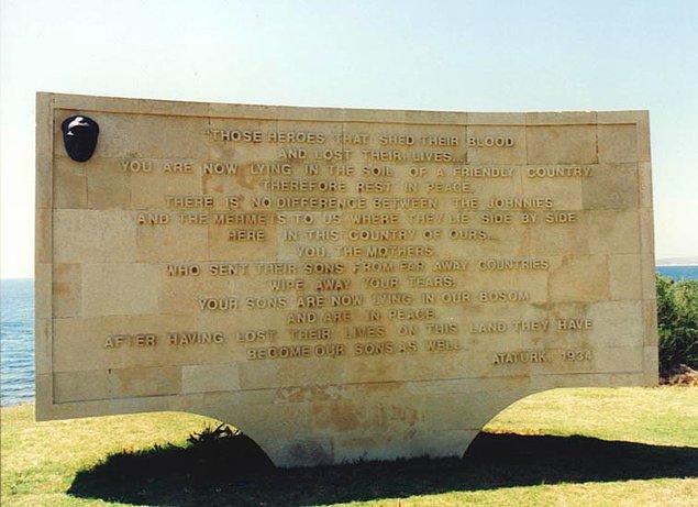 Finali Atatürk'ün Anzak annelerine yazdığı mektup ile yapalım 👇
