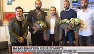 Başakşehirli Futbolcular Maç Sonrası Gazetecilere Saldırdı, Yumruklar Havada Uçuştu!