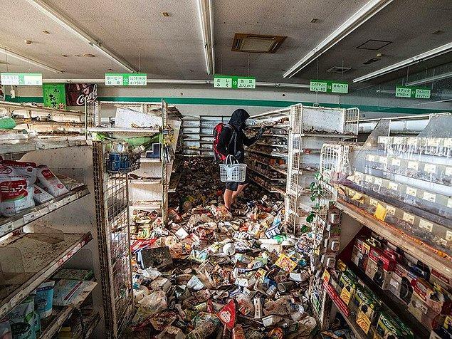Fukuşima'daki Japon halkı bir nükleer faciadan ucuz kurtulmuştu.