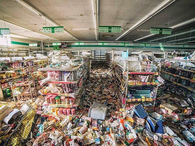 Tōhoku depremi 1900'lerden bu yana Japonya'da meydana gelen en güçlü ve dünya modern tarihinin dördüncü en büyük depremiydi.