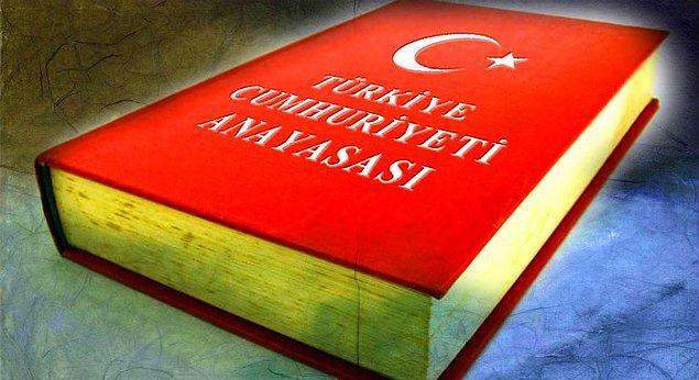 5. Anayasamızın 90. maddesi bu milletlerarası anlaşmaları kanun hükmünde sayar.