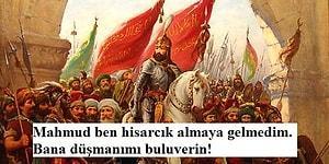 Fatih Sultan Mehmed ile Yıldızı Bir Türlü Barışmayan Bahtsız Osmanlı Veziri: 'Mahmud Paşa'