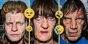 Acı Derinlerde Saklı: Izdırap Dolu Yüz İfadeleriyle 16 Yakın Çekim Fotoğraf