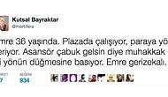 Twitter'ın En Eski Mizahşörlerinden Kutsal Bayraktar'dan İronisi Bol 19 Komik Tweet