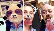 'Robert De Niro' da Snapchat'in Köpek Filtresi Modasına Uydu!