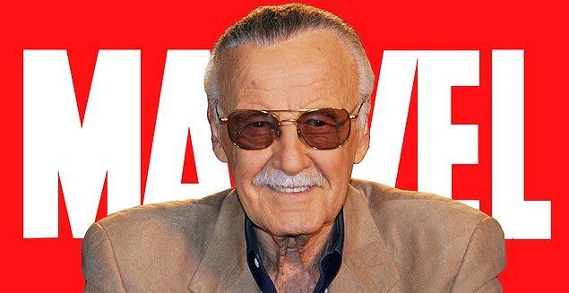 4. Marvel, Stan Lee'ye her sene 1 milyon dolar ödüyordu. Yalnızca Stan Lee olduğu için.
