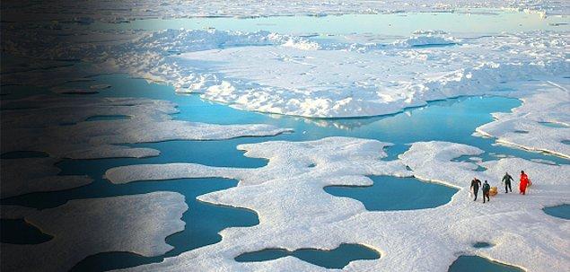 Atmosfer bu hızla karbon emisyonuna maruz kalmaya devam ederse, dünya iklimi son 50 milyon yılda görülmemiş bir değişikliğe doğru sürüklenecek.