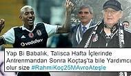 Talisca'nın Bonservisi İçin Rahmi Koç'tan 25 Milyon Euro Ateşlemesini İsteyen 14 Beşiktaşlı