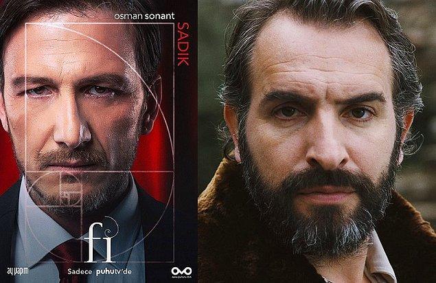 7. Sadık (Osman Sonant) - Jean Dujardin