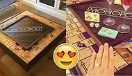 Sevgilisine Özel Bir Monopoly Oyunu Hazırlayarak Evlenme Teklifi Eden Aşırı Yaratıcı Adam