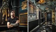 140 Yıllık Ahşap Döküm Tesisini Restore Edip Bir Bara Dönüştüren Dekoratör: Alexey Steshak
