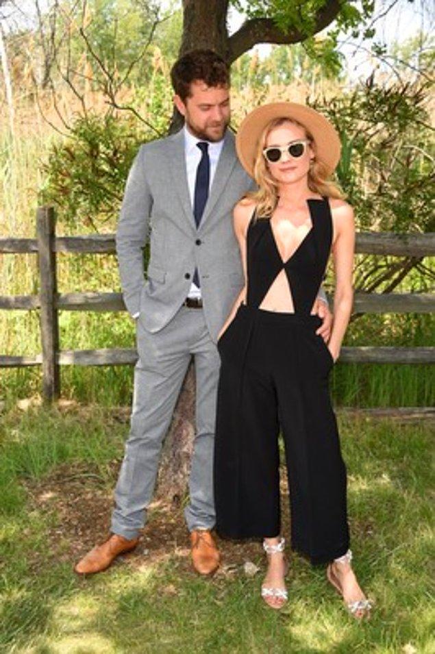 19. Joshua Jackson ve Diane Kruger