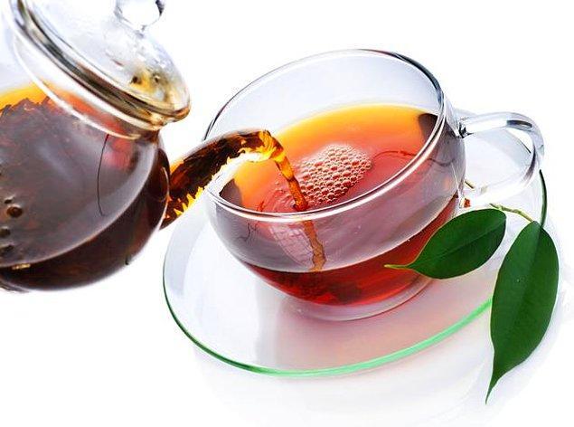 7. Tibetliler, Moğollar ve Çin'in bazı yörelerindeki insanlar çaylarına şeker yerine tuz katarlar.