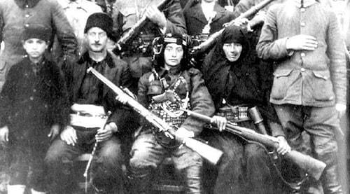 Картинки по запросу kurtuluş savaşı kadın kahramanları