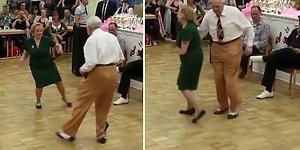 Yaptıkları Dansla Dünyayı İki Dakikalığına Güzelleştiren Muhteşem Çift