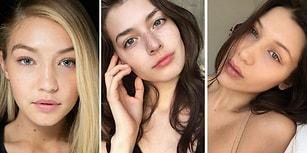 Makyajsızlığa Alışmanın ve Makyajsız da Güzel Görünmenin 15 Basit Yolu