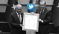 Ve Erdoğan, AKP'ye Üye Oldu: 'Partili Cumhurbaşkanlığı Dönemi' Sosyal Medyanın Gündeminde