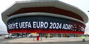 Almanya ve Türkiye Adaydı:  UEFA, Euro 2024 İçin İnsan Hakları Kriteri Getirdi