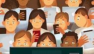 Sokakta Top Oynayan Çocuk Kalmadı! Akıllı Telefon Kullanım Yaşı 9'a İndi