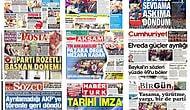Hangi Gazete, Nasıl Manşet Attı? 'Partili Cumhurbaşkanı' İlk Sayfalarda
