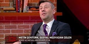 Metin Şentürk, Görme Engeline Neden Olan Olayı Anlattı