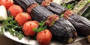 Urfa' nın En Güzel Yemeklerinden Patlıcan Kebabı Tarifi