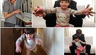Her Şey Özge'nin Mutluluğu İçin: Kızı Yürüyebilsin Diye 150 TL'ye Düzenek Yapan Babaya Yardım Eli