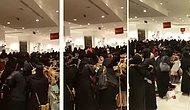 İndirim Görünce Mağazaya Hucüm Eden Suudi Kadınlardan Black Friday'i Aratmayan Görüntüler