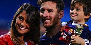 Lionel Messi'nin Günlük Hayatından Kısa Kesitler