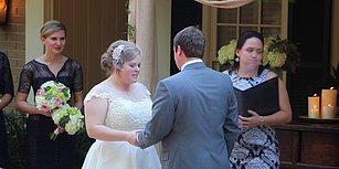Gelinin Evlilik Yeminini Kusarak Baltalayan Kadın