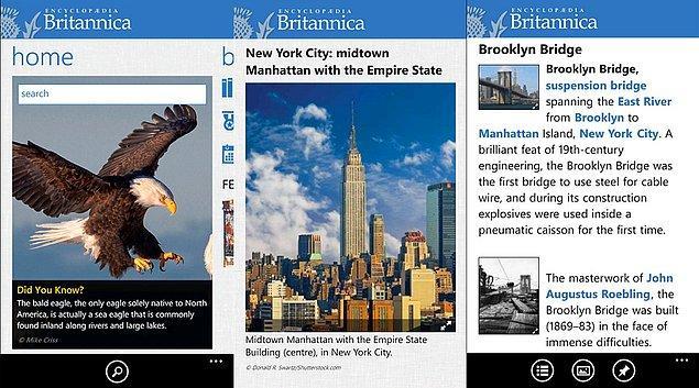 3. Official Encyclopedia Britannica