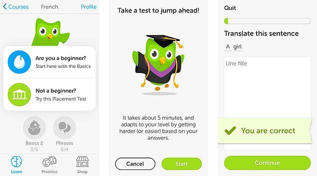 16. Duolingo