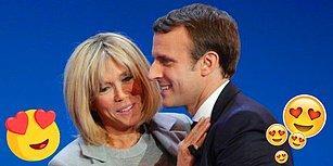 Fransa'nın Yeni Cumhurbaşkanı Emmanuel Macron ve Eşinin İlginç Aşk Hikâyesi