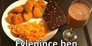 'Yemek Yapmak' Denince Soğuk Terler Dökenlere Fazlasıyla Tanıdık Gelecek 17 Görsel