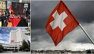 İsviçre'de Açılan ve Erdoğan'ı Hedef Gösteren Silahlı Pankartta İlk Karar: 'Organize Edenler Suçlanamaz'