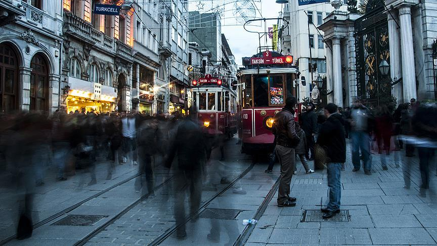 Şimdilerde Harabeyi Andırıyor: Çalışmaların Ardından İstiklal Caddesi Nasıl Görünecek 31