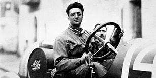 25 Madde İle 70 Yıllık Efsanenin Yaratıcısı: Enzo Ferrari