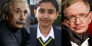 IQ'su Einstein ve Hawking'den Bile Yüksek Olan 12 Yaşındaki Dahi Kız Çocuğu: Rajgauri Pawar!
