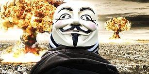 Anonymous'tan 3. Dünya Savaşı Uyarısı