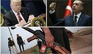 Gündem ABD'nin YPG'ye Silah Verme Kararı: 8 Madde ile Kim Ne Dedi, Neler Yaşandı?