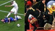 Asla Rakip Olmak İstemeyeceğiniz Merhamet Nedir Bilmeyen 17 Gaddar Futbolcu
