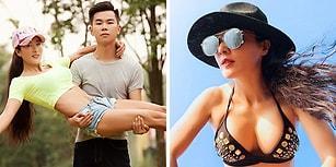 Estetik Mucizesi Değil! 22 Yaşındaki Oğlundan Daha Genç Gösteren 50'lik Çinli Anne